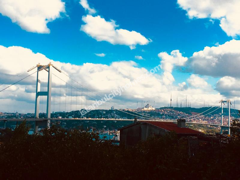 URGENT SALE!  3+1 - PRECİOUS BRIDGE AND BOSPHORUS VIEW in ORTAKOY